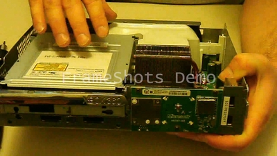 How to disassemble Xbox 360 fat console